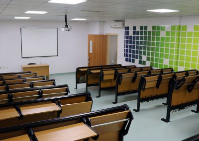 International University seminar room